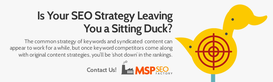 MSP SEO Factory