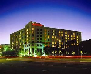 doubletree santa ana hotel