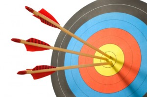 target-arrows