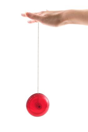 Yo-yo in Hand