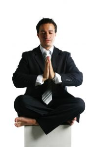 business-man-meditating